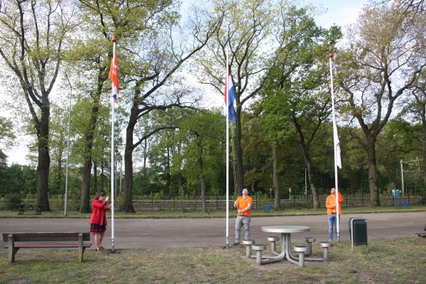 Hijsen Vlaggen