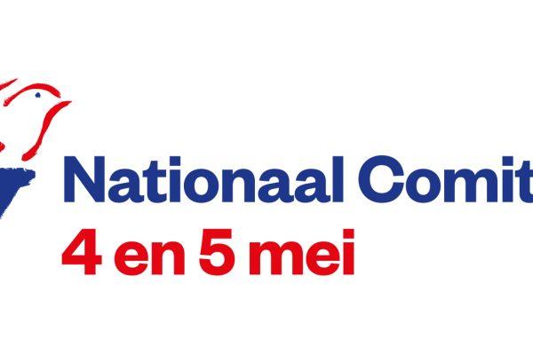 Logo Nationaal Comité 4 en 5 mei