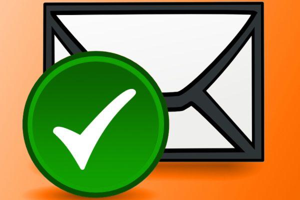 Mailproblemen opgelost